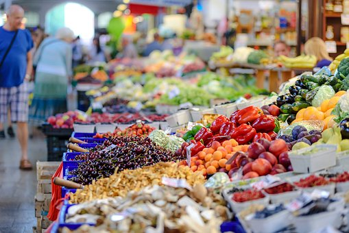 Farmer's Markets and Your Oral Health