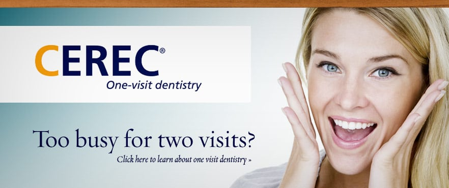 Same Day Crowns in Waukesha WI at Smiles For Miles Family Dentistry with CEREC Technology